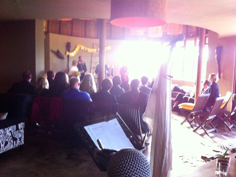 Ceremony at Gondwana Game Reserve